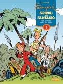 Die Anfänge eines Zeichners / Spirou & Fantasio Gesamtausgabe Bd.1