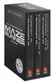 Maze Runner - Die Auserwählten Trilogie Bde.1-3