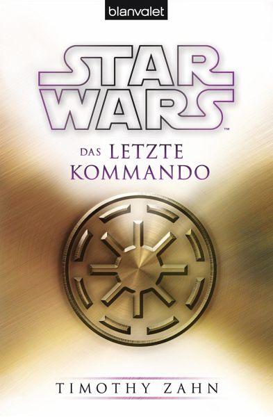 Buch-Reihe Star Wars - Die Thrawn Trilogie von Timothy Zahn