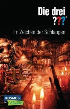 Im Zeichen der Schlangen / Die drei Fragezeichen Bd.157 - Buchna, Hendrik