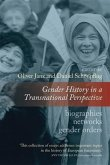 Gender History in a Transnational Perspective (eBook, PDF)
