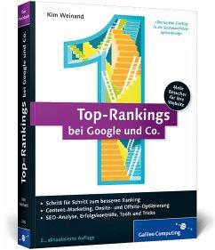 Top-Rankings bei Google und Co. - Weinand, Kim