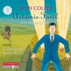 Das magische Tor / Artemis Fowl Bd.8 - Colfer, Eoin