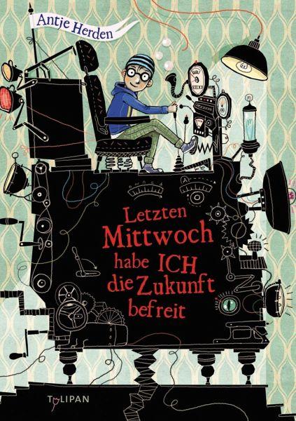 Buch-Reihe Kurt, Sandro und Tilda von Antje Herden