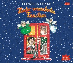 Hinter verzauberten Fenstern, 3 Audio-CDs - Funke, Cornelia