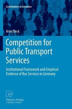 Competition for Public Transport Services - Beck, Arne