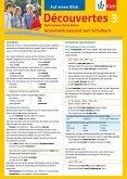 Découvertes Série jaune und bleue 3. Grammatik