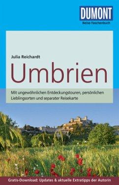 DuMont Reise-Taschenbuch Reiseführer Umbrien - Reichardt, Julia