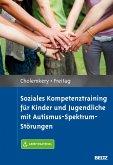 Soziales Kompetenztraining für Kinder und Jugendliche mit Autismus-Spektrum-Störungen