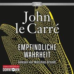 Empfindliche Wahrheit, 2 MP3-CD - Le Carré, John