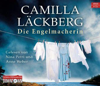 Die Engelmacherin / Erica Falck & Patrik Hedström Bd.8 (6 Audio-CDs) - Läckberg, Camilla