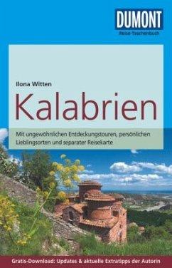 DuMont Reise-Taschenbuch Reiseführer Kalabrien - Witten, Ilona