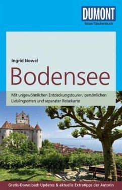 DuMont Reise-Taschenbuch Reiseführer Bodensee - Nowel, Ingrid