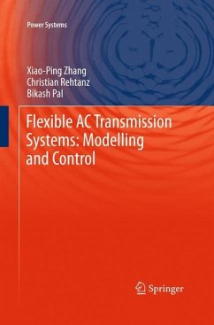 Flexible AC Transmission Systems: Modelling and Control