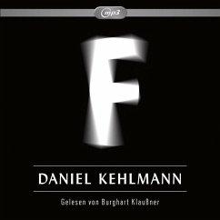 F, 1 MP3-CD - Kehlmann, Daniel