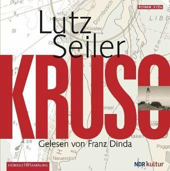 Kruso, 9 Audio-CDs - Seiler, Lutz