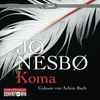 Koma / Harry Hole Bd.10 (1 MP3-CDs)