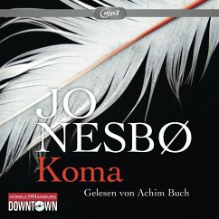 Koma / Harry Hole Bd.10 (1 MP3-CDs) - Nesbø, Jo