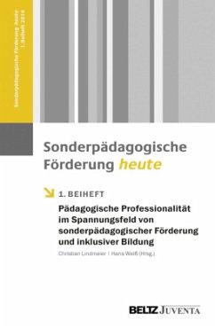 Pädagogische Professionalität im Spannungsfeld ...