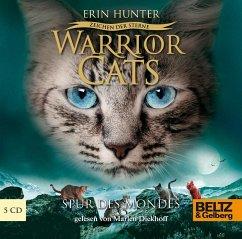 Spur des Mondes / Warrior Cats Staffel 4 Bd.4 (5 Audio-CDs) - Hunter, Erin