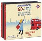 Go for It! - Wie ich London die Schau stahl (oder London mir) / London-Trilogie Bd.2 (3 Audio-CDs)