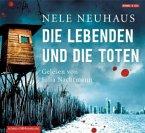 Die Lebenden und die Toten / Oliver von Bodenstein Bd.7 (6 Audio-CDs)