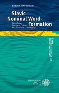 Slavic Nominal Word-Formation