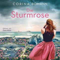 Die Sturmrose, 6 Audio-CDs - Bomann, Corina