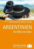 Stefan Loose Travel Handbuch Argentinien mit Montevideo