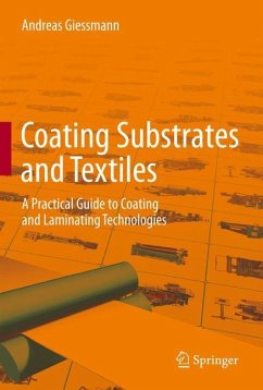 Coating Substrates and Textiles - Giessmann, Andreas