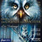 Die Verbannung / Die Legende der Wächter Bd.14 (3 Audio-CDs)