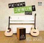 Feiert Jesus! Workshop - Basic Worship, 1 Audio-CD + 1 CD-ROM