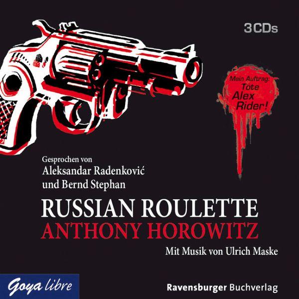 Alex rider russian roulette