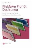 FileMaker Pro 13: Das ist neu (eBook, ePUB)