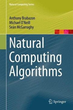 Natural Computing Algorithms