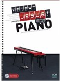 Feiert Jesus! Workshop Piano, m. DVD-ROM