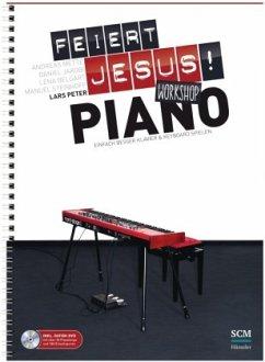 Feiert Jesus! Workshop Piano - Peter, Lars