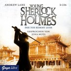 Der Tod kommt leise / Young Sherlock Holmes Bd.5 (3 Audio-CDs)