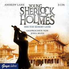 Der Tod kommt leise / Young Sherlock Holmes Bd.5 (3 Audio-CDs) - Lane, Andrew