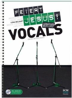 Feiert Jesus! Workshop Vocals, m. DVD-ROM - Belgart, Lena