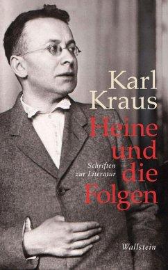 Heine und die Folgen (eBook, PDF) - Kraus, Karl