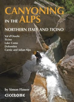 Canyoning in the Alps (eBook, ePUB) - Flower, Simon