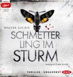 Schmetterling im Sturm / Heartland Trilogie Bd.1 (2 MP3-CDs)