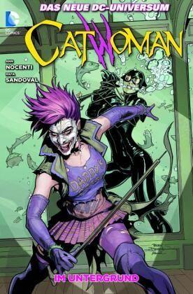 Buch-Reihe Catwoman