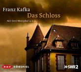 Das Schloss, 1 Audio-CD