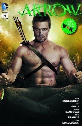 Buch-Reihe Arrow