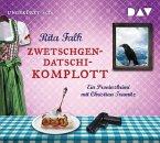 Zwetschgendatschikomplott / Franz Eberhofer Bd.6 (6 Audio-CDs)