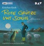 Rote Grütze mit Schuss / Thies Detlefsen Bd.1 (1 MP3-CDs)