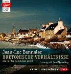 Bretonische Verhältnisse / Kommissar Dupin Bd.1 (1 MP3-CDs)