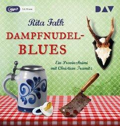 Dampfnudelblues / Franz Eberhofer Bd.2 (1 MP3-CDs) - Falk, Rita